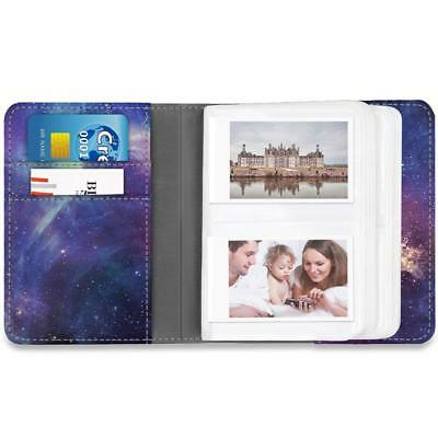 Mini Photo Album 104 Pockets For Fujifilm Instax Mini 8/9 Mini 90/25,HP Sprocket 4