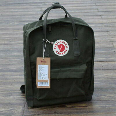 Waterproof Sport Backpack Fjallraven Kanken Handbag School Travel Bag 7L/16L/20L 8