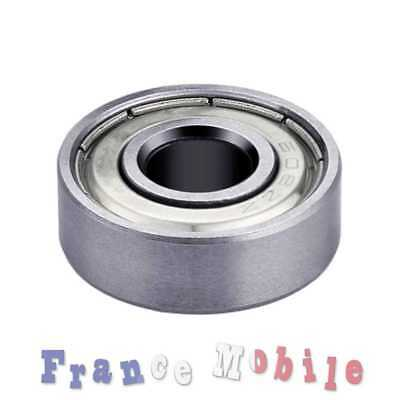 Roulement a Billes 608ZZ Ball Bearing pour Tambour Machine Tondeuse 22x7 ID 8mm 2