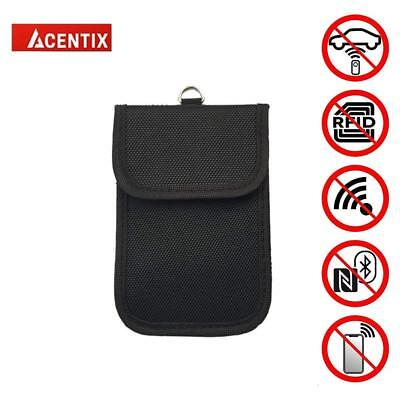 2x RFID Key Pouch Car Signal Blocker Faraday Case for Keyless Entry Vehicles 2