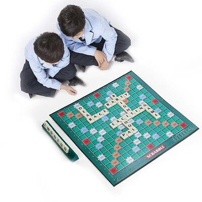 Original Scrabble Board Game Family Kids Adults Educational Toys Puzzle Game UK 3