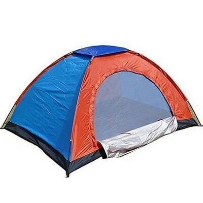 3 - 8 Person Camping Tent Waterproof Room Outdoor Hiking Backpack Fishing 3