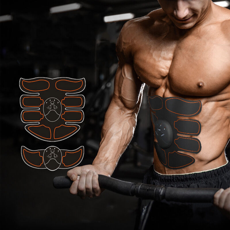 Stimulator Training Smart Fitness Gear Muscle Abdominal Toning Belt Trainer 2