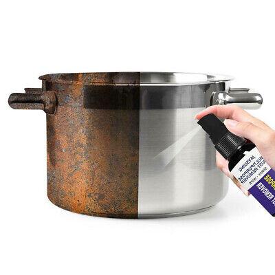 Multi-Purpose Car Rust Remover Inhibitor Maintenance Derusting Spray Cleaning rr 10