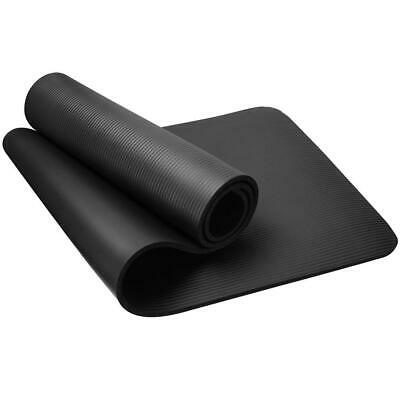 PHAT® 1/2-Inch Extra Thick Exercise Mat with Carrying Strap, Black 5