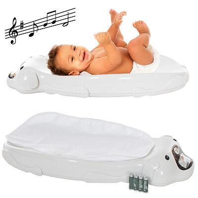 Pèse bébé écran Balance Electronique LCD Musical tapis et piles inclus