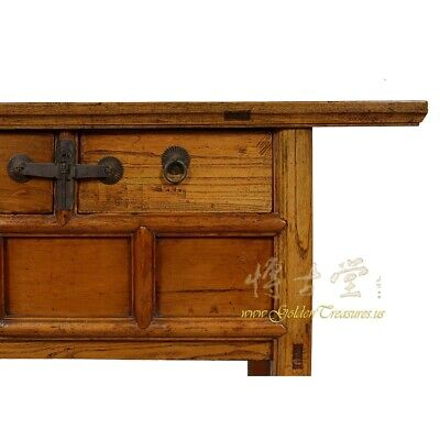 Antique Chinese Ming Style Console Table/Sideboard 5