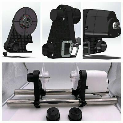 Laminator Media Take-up Reel System Auto for Mutoh/ Mimaki/ Roland/ Epson 5