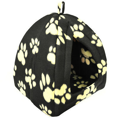 IGLOO - Portable Foldable Travel Pet Bed - Brown / Cream ZBM31820B