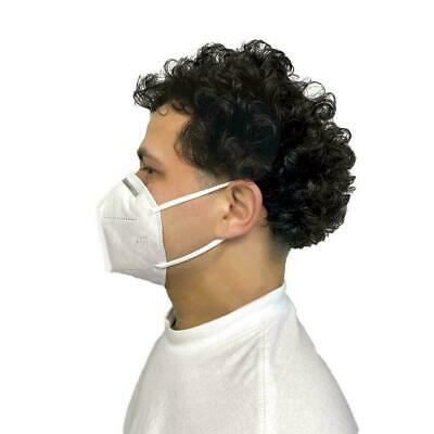 Safety KN95 Disposable Face Mask 5-Pack PM2.5 Breathable 4-Layer Cover 3