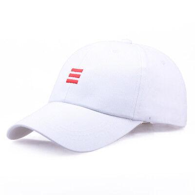 Men's Women Baseball Cap Snapback Hat Hip-Hop Adjustable Bboy Sports Caps Unisex 5