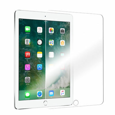 Real Genuine Tempered Glass film Screen Protector fit for iPad 6th Gen 9.7/2018 2