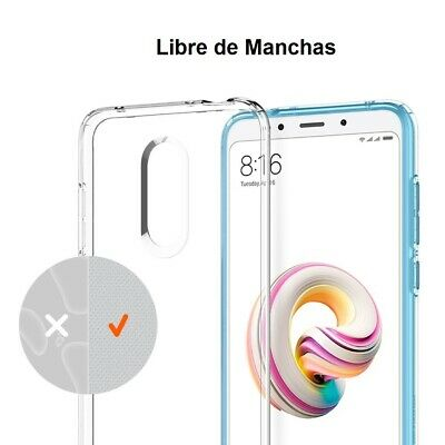 Pack Funda Silicona + Cristal Templado IPHONE 5 / 5S / 5C / SE Protector Vidrio 7