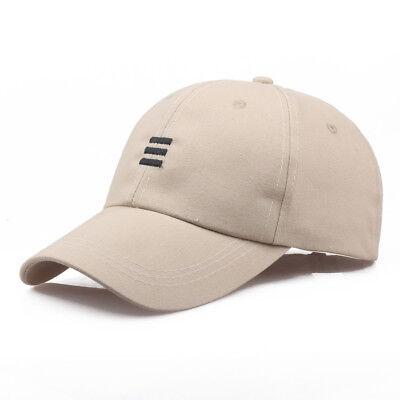 Men's Women Baseball Cap Snapback Hat Hip-Hop Adjustable Bboy Sports Caps Unisex 4