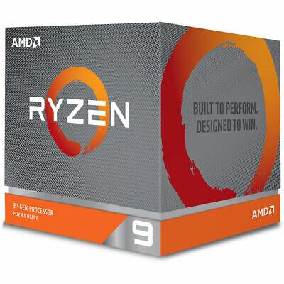 NEW AMD Ryzen 3 5 7 9 3600 3700X 3800X 3900X AM4 Desktop Computer CPU Processor 7