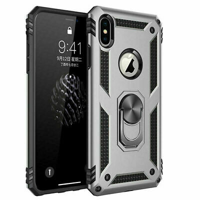 For iPhone 11 Pro XS Max XR 7 8 Plus Shockproof Magnetic Heavy Duty Case Cover 11