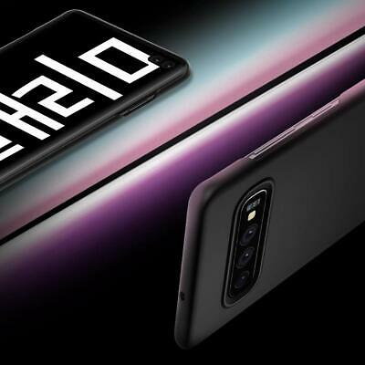 Samsung Galaxy S10 5G S10e S9 S8 Plus Case Genuine SPIGEN Thin Fit Hard Cover 8