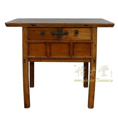 Antique Chinese Ming Style Console Table/Sideboard 2