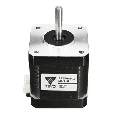 TEVO 78 Oz-in 48mm NEMA17 Stepper Motor for 3D Printer 1.8A Step Angle New 2