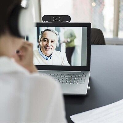 Digital USB Web Cam Camera HD 1080P Video Calling Teleconference Camera For PC 8