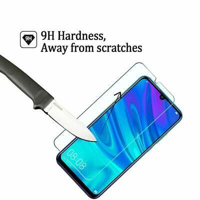 Verre trempé Huawei P30 P30 Lite P30 Pro vitre film protection écran 9H Lot 2 8