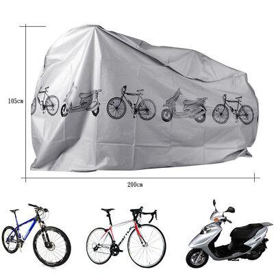 Waterproof Rain Dust Bike Bicycle Cycling Outdoor Cover Protector UV Resistant 2