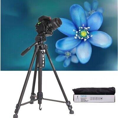 Stretchable Digital Camera Tripod Holder Professional Travel Canon Nikon DSLR UK 2