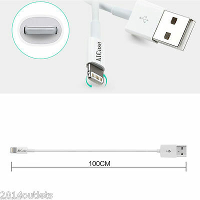 x3 AICase 10ft Certified Apple MFI Lightning USB Sync Data Cable Fr iPhone SE/6S 4