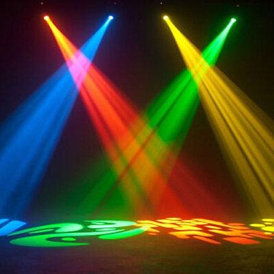 60W RGBW Stage Light LED Spot Moving Head Lights DMX Disco DJ Party Lighting 4