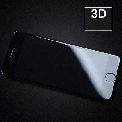 POUR iPhone 8/7/6S/6 XR XS MAX VITRE PROTECTION VERRE TREMPE 3D FILM INTÉGRAL 5