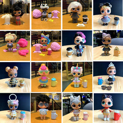1000 styles LOL Surprise Dolls Glam Glitter Queen Bee UNICORN LIL Sister Pet toy 6