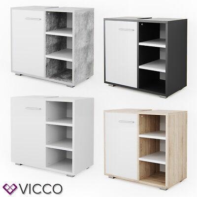vicco waschbeckenunterschrank perry badschrank kommode unterschrank badmobel 3