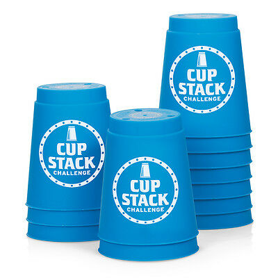 Quick Speed Cup Stack Stacking Challenge Competition Party Game Toy 19611 3