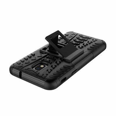 Shockproof Case Hard Protective Kickstand Phone For Samsung Galaxy J3 Orbit