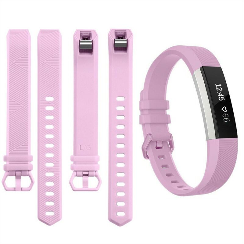 Silicone Replacement Wristband Watch Band Strap For Fitbit Alta/ Fitbit Alta HR 4