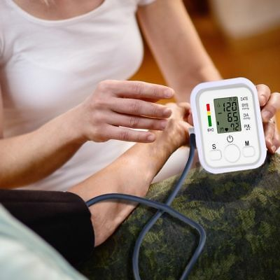 Misuratore Di Pressione Digitale Da Braccio Sanguigna Automatico Monitor 7