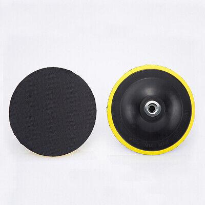 3'' 4'' 5'' 6'' 7'' Hook Loop Backing Pad For Sanding Sander Disc Angle Grinder 5