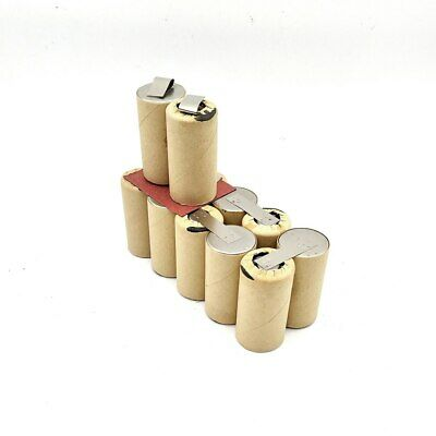 3000MAH BATTERY REPACKING Pack For GMC 14 4V Ni-MH NEW High Rate