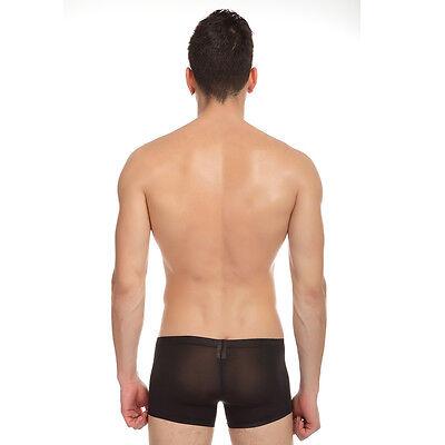 Boxer Slip Transparent Sexy Homme Underwear Thong Man Men Uomo 8