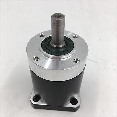 5:1 Planetary Gearbox Nema17 Speed Reducer Gear Head for BYG42 Stepper Motor 9