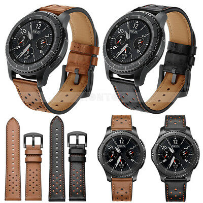 22MM Replacement Leather/Steel/Nylon Wrist Watch Band Strap For Huawei watch GT 8