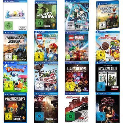 Die Besten Ps Vita Spiele Zustand Auswählbar Eur 499 Picclick De