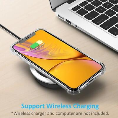 Coque Iphone Xr Xs Max Silicone Tpu Antichoc Renforcé Etui Housse Protection 4