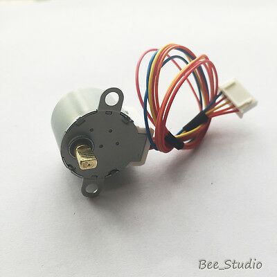 24BYJ-48 High Quality Stepper Gear Motor 5V 4 Phase 5 wire Step Reduction Motor 6