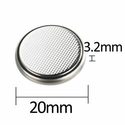 5 Brand New PKCELL CR2032 Button Cell 3v Lithium battery GENUINE EXPIRY 2023 4