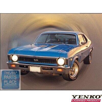 Chevelle New OEM Yenko Shifter Cable Nova 1968-69 Chevrolet Camaro