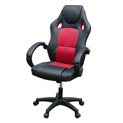 Sport Racing Gaming Chairs Car Seat Office Armchair Executive Computer Chair New 3