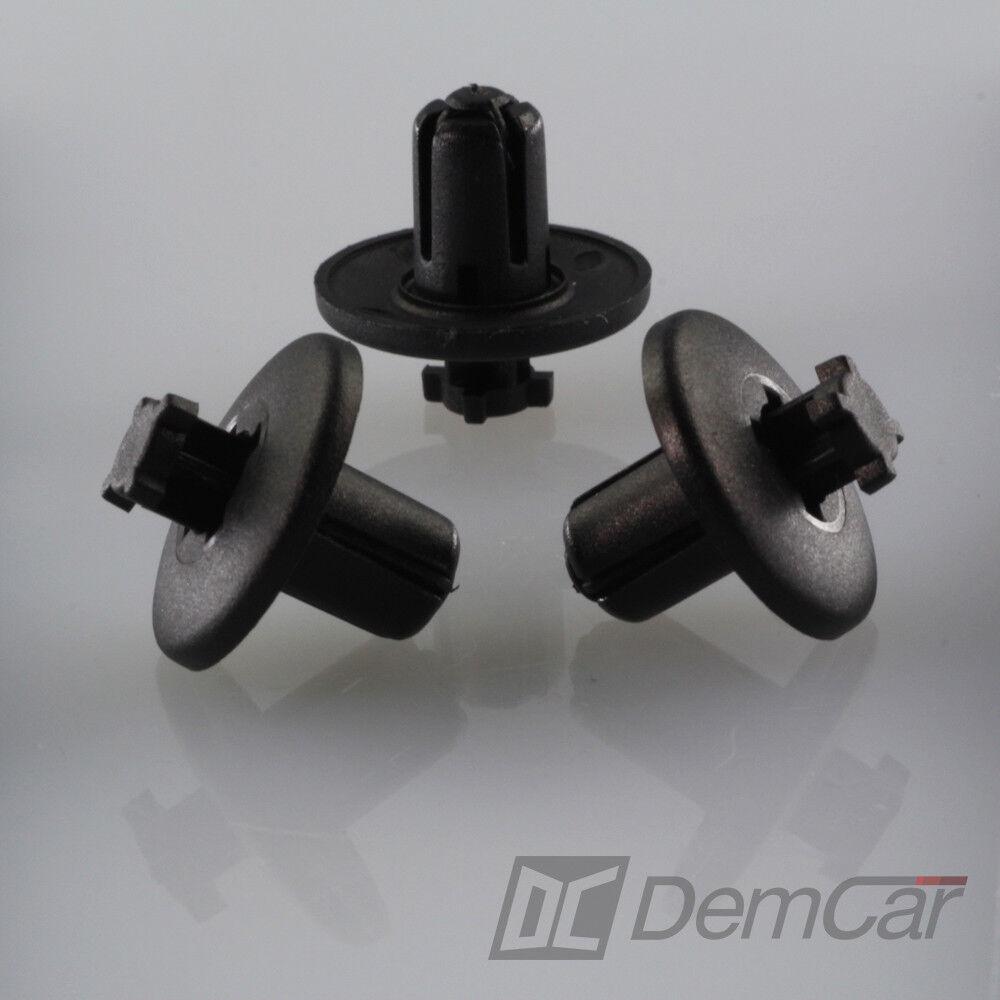 9345A1 10x FIAT BEFESTIGUNG CLIPS 46835626