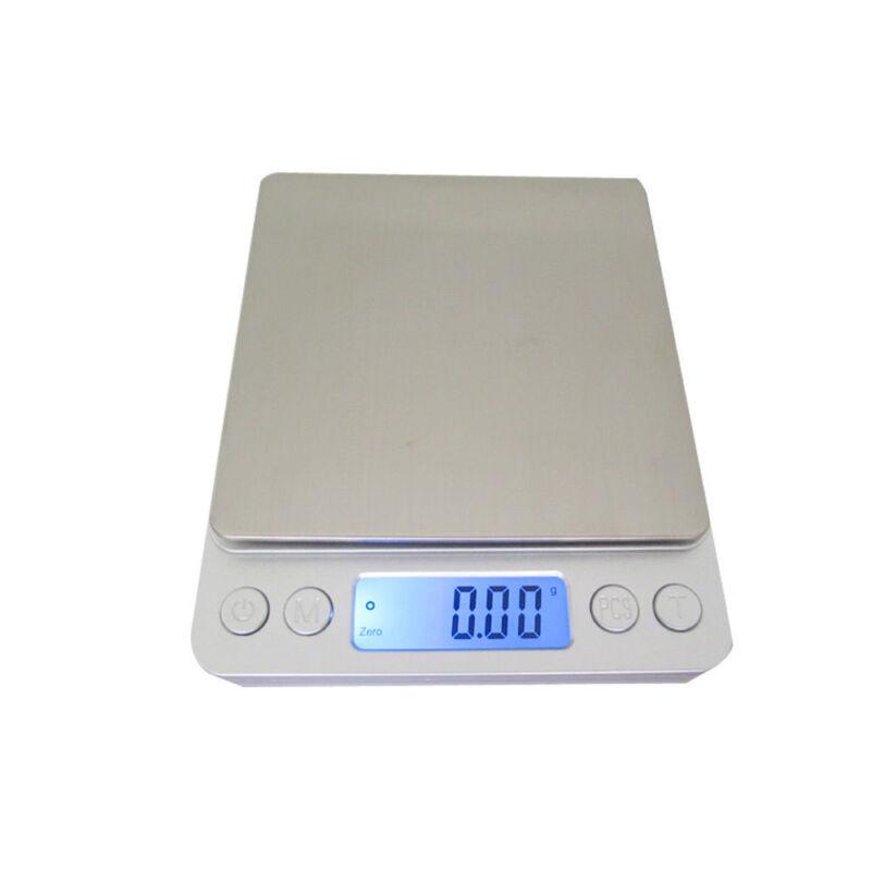 200g/500g/3000g 0.01g 0.1g LCD Digital Pocket Scale Jewelry Gold Gram 2