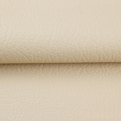 """Vinyl Faux Leather Fabric Litchi Pleather Upholstery Fabric 54"""" Wide By the Yard 9"""
